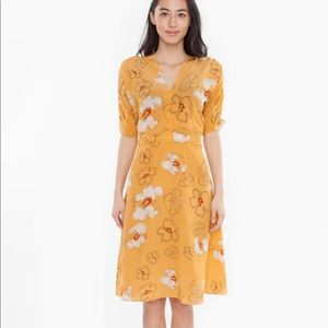 NEW • Tucker NYC • The Market Dress Floral Yellow